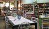 Ceramics Bayou - Las Brisas: $45 for BYOB Paint Your Own Pottery w/ $10 Gift Certificate for Two at Ceramics Bayou ($76 Value)