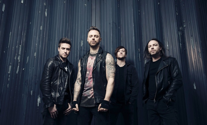 Bullet For My Valentine, 24 November  - 10 December, Standing or Seated Tickets from £30
