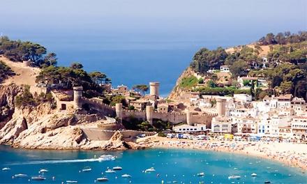 Tossa de Mar: estancia para hasta 4 personas con desayuno o media pensión y entrada a casino en URH Hotel Tossa de Mar