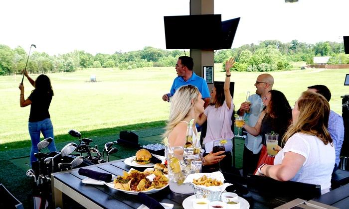 Launchbox Driving Range - Launchbox at 1757 Golf Club   Groupon