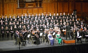 Royal Melbourne Philharmonic Society: $35 Ticket to Carols in the Cathedral or Handel's Messiah by the RoyalMelbourne Philharmonic, CBD ($55 Value)