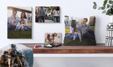 Productos personalizados fotográficos desde 1€ en Photo Gift