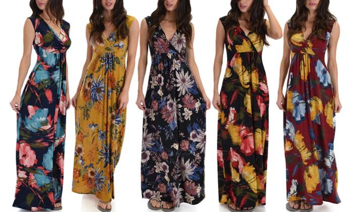 7389a5efb0b Lyss Loo Sweetest Kiss Women s Maxi Dress. Plus Sizes Available.