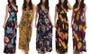 Lyss Loo Sweetest Kiss Women's Maxi Dress. Plus Sizes Available.
