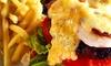 45% Off Bistro Cuisine at CAVs Restaurant