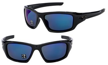 Oakley Valve Sunglasses OO9236-12 Polished Frame and Polarized Lens