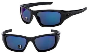 Oakley Valve Sunglasses OO9236-12 Polished Frame and Polarized Lens