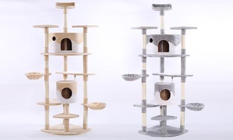 Tiragraffi per gatti Pet Source disponibile in 2 colori