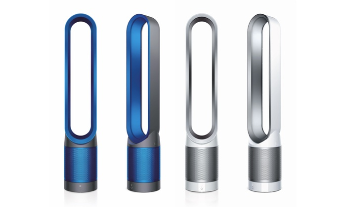 Dyson AM11 Pure Cool Tower Air Purifier with Fan (Certified Refurbished)