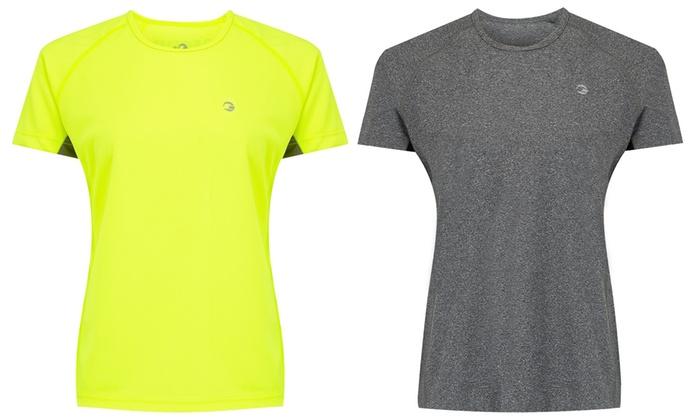 T-shirt sportiva da donna Tenn