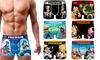Set di 3 o 6 boxer Freegun della collezione Dragon Ball
