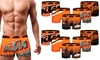 Pack de boxers KTM para hombre