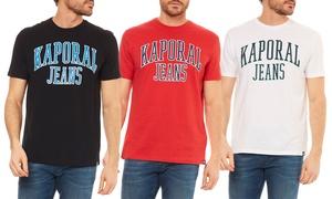 T-shirts Kaporal homme
