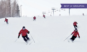Up to 55% Off Rabbit Hill Ski-Resort Lift Tickets and Rentals at Rabbit Hill Snow Resort, plus 6.0% Cash Back from Ebates.