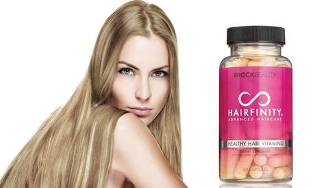 Hairfinity Healthy Hair Vitamins (60-Count)
