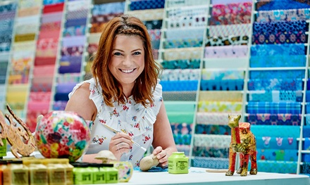 Stitching, Sewing and Hobbycrafts on 7 - 9 September at EventCity (Up to 50% Off)