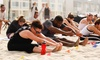 55%Off One Drop-In Fitness Beach Camp at B Fearless Fitness