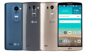 LG Smartphone with Free Data Plan from FreedomPop (Refurb. A-Grade)