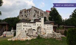 Park Ogrodzieniec: Bilet na wejście do parków rozrywki oraz zjazd torem saneczkowym od 23 zł w Parku Ogrodzieniec (do -42%)
