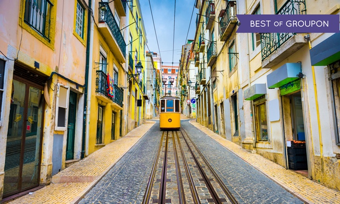 7-Day Lisbon Vacation with Airfare from Azores Express