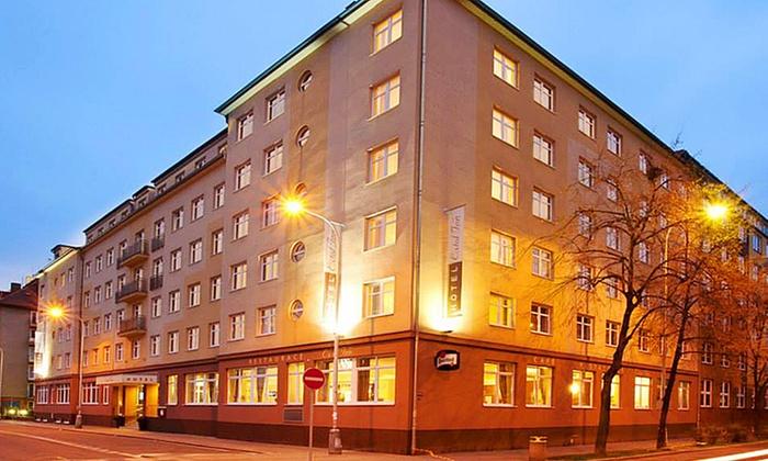Hotel Extol Inn Prague - Prague 7: Praga: 2-4 dni dla 2 osób ze śniadaniami, sauną, jacuzzi i więcej w Hotelu Extol Inn 3*