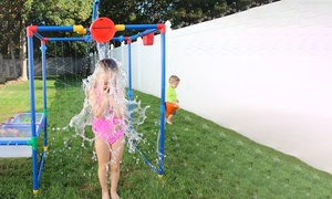 Buckets of Fun 6-in-1 Backyard Waterpark