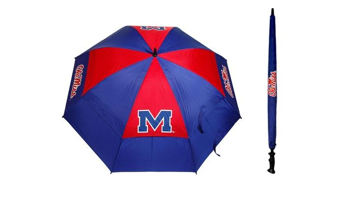 4da798e33efe Up To 36% Off on Team Golf NCAA Golf Umbrella | Groupon Goods