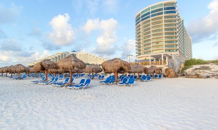 Or Night AllInclusive Seadust Cancun Family Resort - Cancun all inclusive family resorts