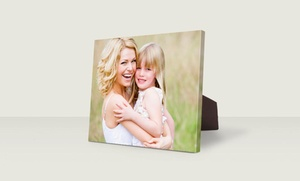 Canvas on Demand: One or Two Premium Tabletop Canvases from Canvas on Demand (Up to 82% Off)