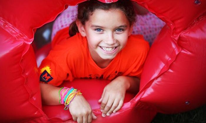 Mercersburg Summer - Mercersburg: One-Week Sleep-Away Junior Adventure Camp, Dance Workshop, or Theater Workshop at Mercersburg Summer (Up to 51% Off)