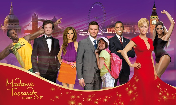 Madame Tussauds London combines glitz, glamour and incredible history with over wax figures. Walk down the red carpet and strike a pose with the Beckhams, before stepping into the interactive movie, sports and music zones.