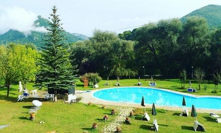 Parco Nazionale d'Abruzzo: fino a 7 notti in mezza pensione Club Hotel Du Park