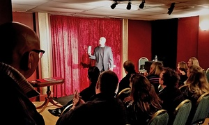 Tricks the Magic Theater: Magic-Show Package for Two or a Birthday Magic Show for Up to 25 at Tricks the Magic Theater (Up to 31% Off)