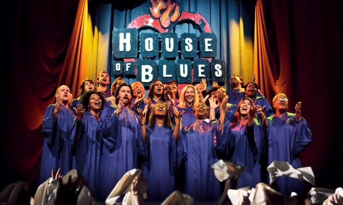 Kirk Franklin Presents Gospel Brunch - House of Blues Dallas: Kirk Franklin Presents Gospel Brunch Package at House of Blues Dallas on June 15 (Up to $110.80 Value)