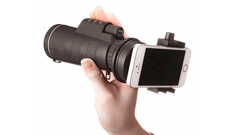 50x60 Zoom Smartphone Telescope
