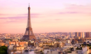 ✈ 6-Day Paris Vacation with Air from Gate 1 Travel  at Paris Vacation with Hotel and Air from Gate 1 Travel, plus 6.0% Cash Back from Ebates.