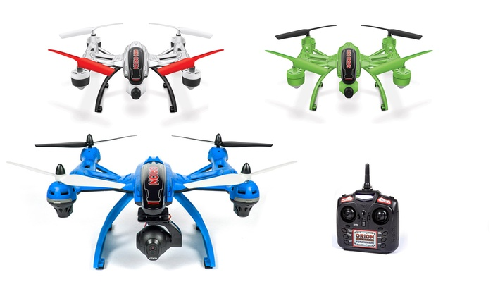 Elite Orion or Mini Orion 2.4GHz 4.5CH HD RC Camera Drone