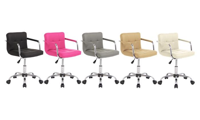Cuban Office Chair
