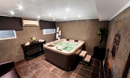 1h30 de spa privatif en duo, avec demi bouteille de champagne et fruits frais, à 65 € à lUrban Hotel And Spa