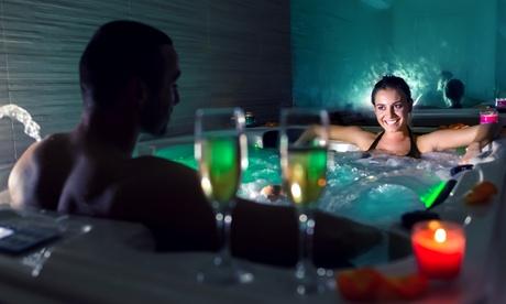 Ingresso Spa con drink e massaggio di coppia da Alhambra Luxury Spa, nel cuore di Roma (sconto fino a 47%)