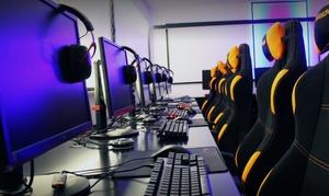 Elite Gaming Center: Bono de 7 y 15 horas de juegos para 1 o 2 personas en Elite Gaming Center
