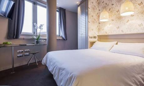 Oviedo: estancia para 2 o 4 personas con desayuno, detalle de bienvenida y parking en Hotel Nature Oviedo 4*