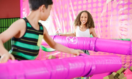 Soft Play Entry and Jug of Juice for Two or Four Kids at Let Loose Play Centre (Up to 58% Off)
