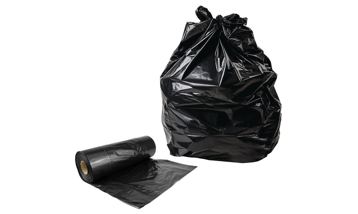 One  Or Two Year Supply Of Dekton Extra Strong 50 L Bin Liner Refuse Sacks by Groupon