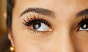 Haro Skin: Full Set of Eyelash Extensions with Optional Two-Week Refill at Haro Skin (Up to 58% Off)