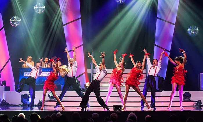 Dancing Pros Live - Ruth Eckerd Hall: Dancing Pros Live at Ruth Eckerd Hall on February 19 at 8 p.m. (Up to 41%Off)