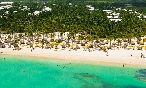 All Inclusive Beach And 4 Star Golf Resort In Punta Cana