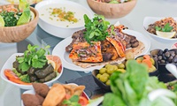 Lunch or Dinner Buffet with Drinks for Up to Four People at Gloria Downtown Hotel (Up to 52% Off)