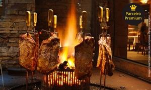 Vento Haragano: Churrascaria Vento Haragano – Rebouças: rodízio de carnes para 1 pessoa