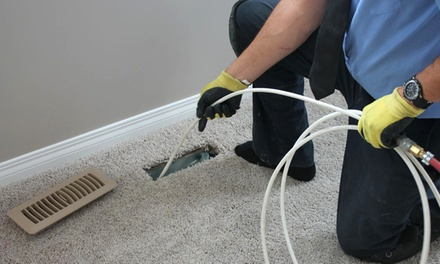 $69 for Furnace and Duct Cleaning With Furnace Air Filter from Alberta Furnace Cleaning ($179 Value)